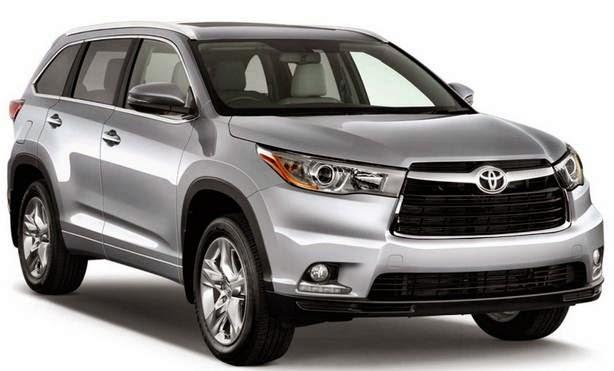 2017 Toyota Highlander News and Reviews