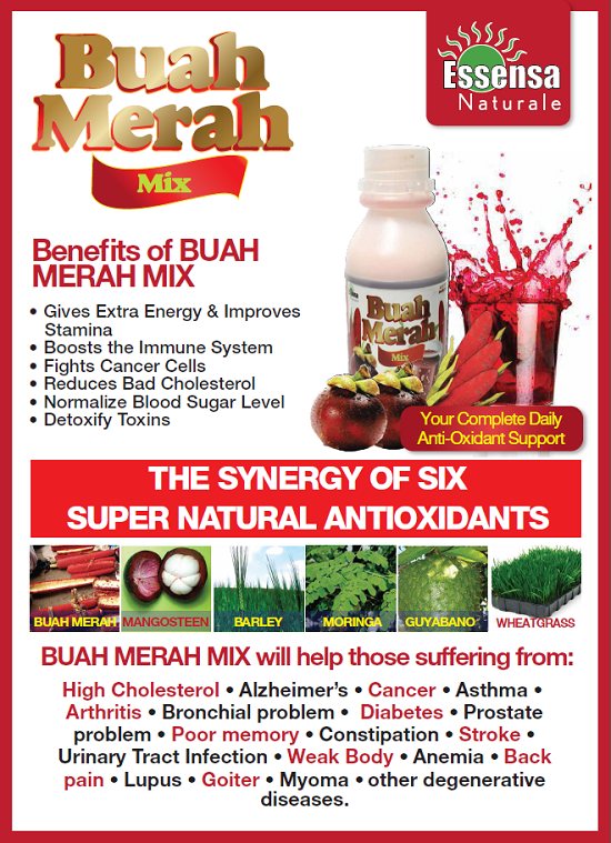 Znalezione obrazy dla zapytania Buah Merah