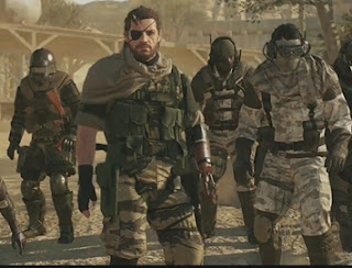 GIOCO METAL GEAR SOLID V: THE PHANTOM PAIN PER PC PS4 PS3 XBOX ONE E 360 - VIDEO TRAILER E RECENSIONE