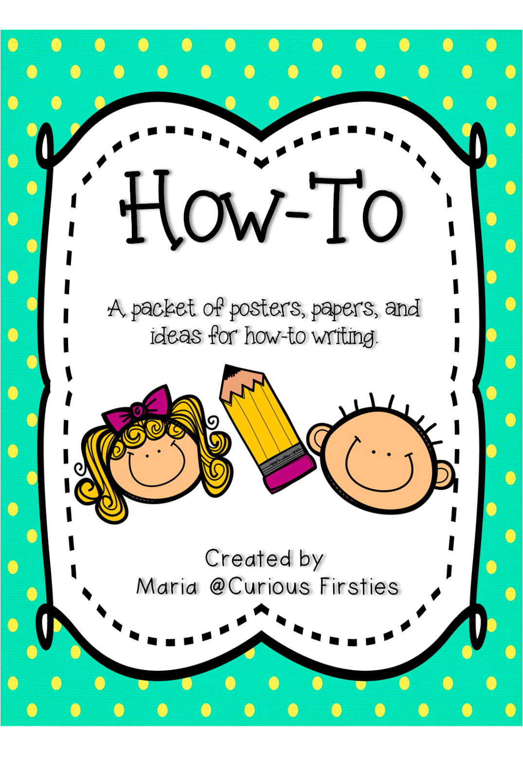 http://www.teacherspayteachers.com/Product/How-To-Writing-Packet-with-Rubric-1587552