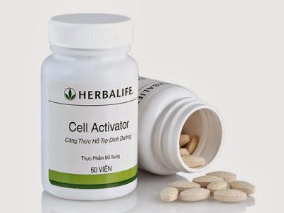 Cell Activetor Herbalife giảm cân