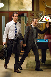 The guys of Franklin and Bash