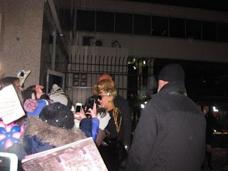 Lady Gaga in St. Petersburg, Russia , little monster, lady gaga