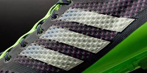 Limited collection Adidas Primeknit 2.0 with Purple and Green Colors