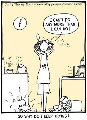 Mummy, humour, housework, toddler, SAHM