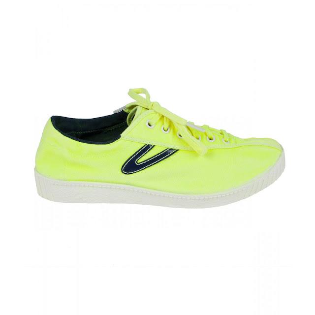 preppy tennis shoe
