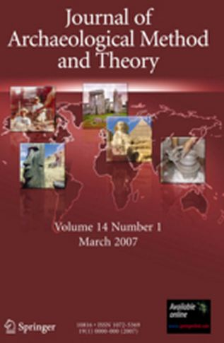 Archaeoethnologica Journal Archaeological Method Amp Theory