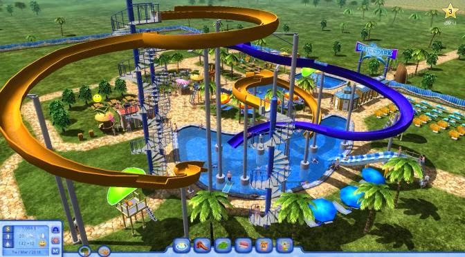 Download Waterpark Tycoon Game PC