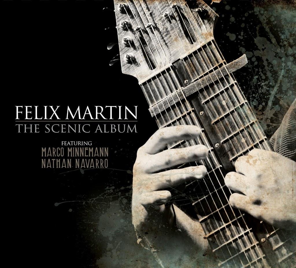 Felix Martin - The Scenic Album