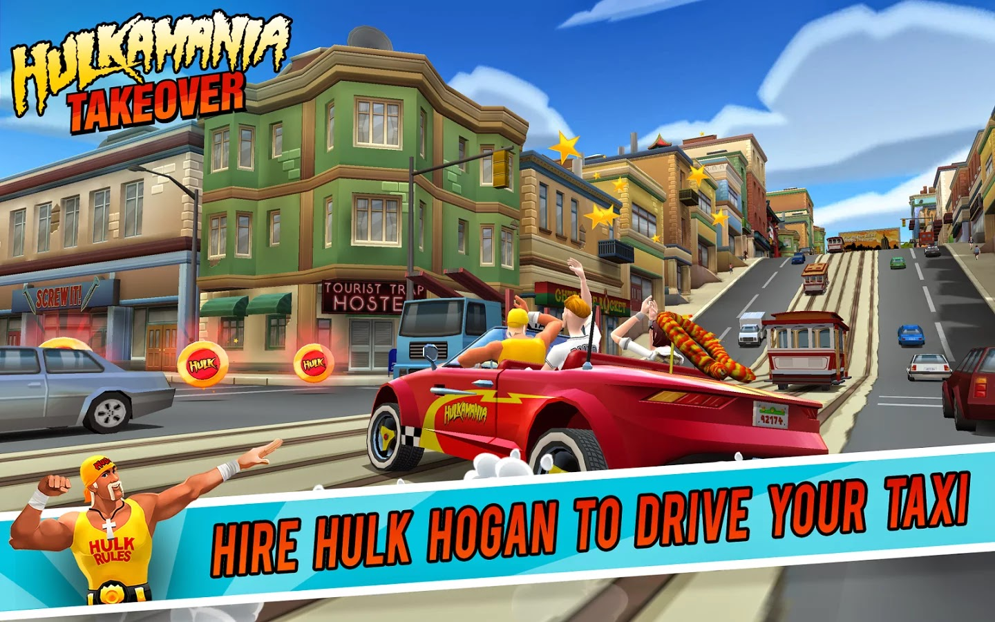 Crazy Taxi™ City Rush v1.2.0 Mod [Unlimited Money]