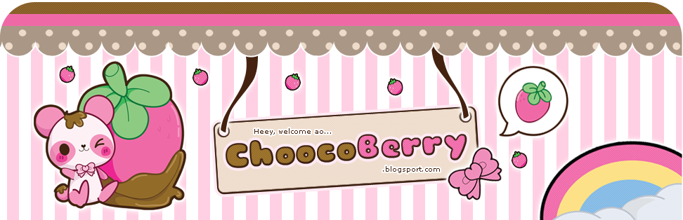 CHOOCOBERRY ♔ // Official