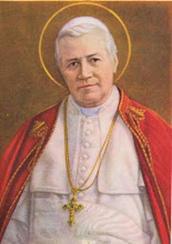 Saint Pius X, pray for us.