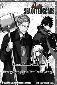 Silver Wolf, Blood, Bone Manga
