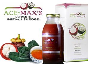 Obat Tradisional Alami Penyakit Asam Urat, Ace Max's