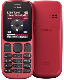 Nokia 101 dual-SIM phone