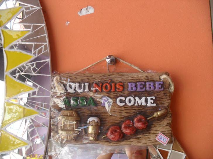 QUADROS CHURRASCO