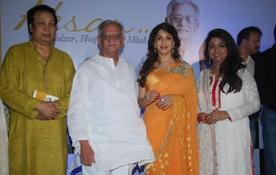 madhuri dixit in aksar album launch cute stills