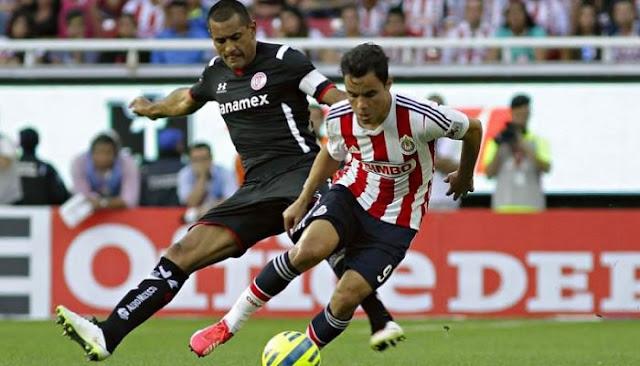 Ver partido Chivas de Guadalajara vs Toluca en vivo