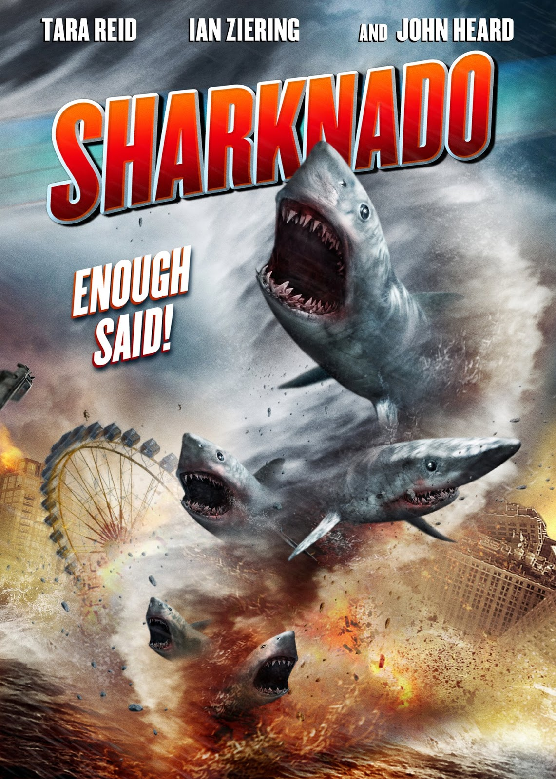 Download Baixar Filme Sharknado   Dublado
