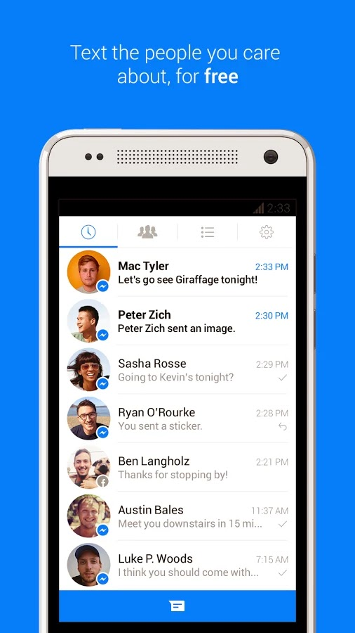 Facebook Messenger v18.0.0.19.14