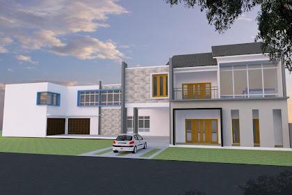 Jasa desain pabrik perusahaan gudang kantor office