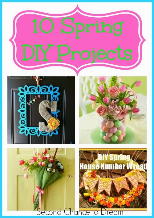 Spring Decor Projects