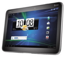 HTC Jetstream 4G LTE/HSPA+ tablet for AT&T