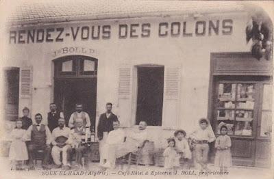 الإستيطان الفرنسي في الجزائر