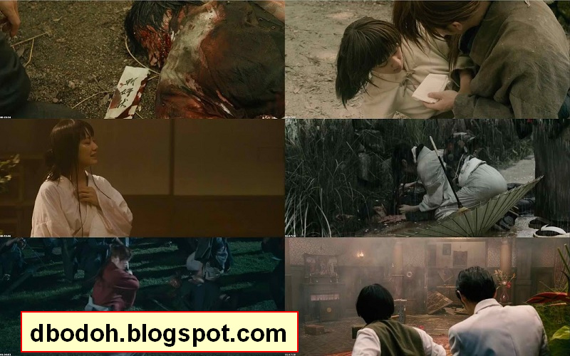 Download Film Rurouni Kenshin (2012) Bluray 720p + Subtitle