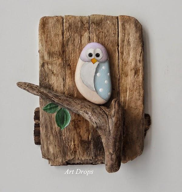 Manualidades pintar y decorar piedras a mano consejos - Maneras de pintar los ojos ...