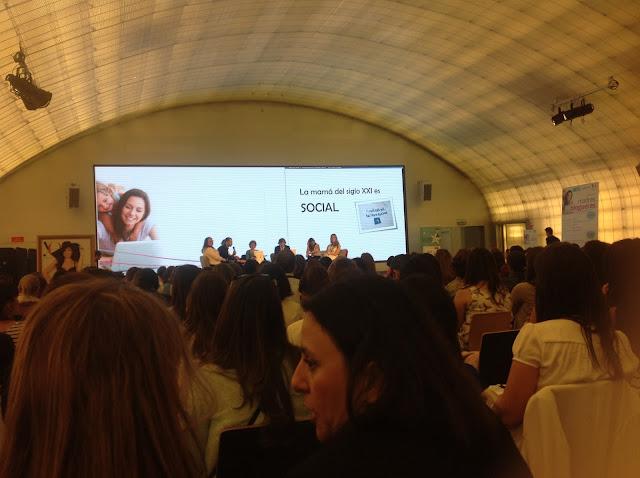 Primer Encuentro Madres Bloggueras Madresfera Yo Dona