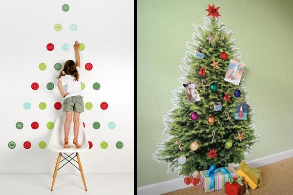 Un pa s llamado pequelandia murales y rboles que podemos - Murales decorativos de navidad ...