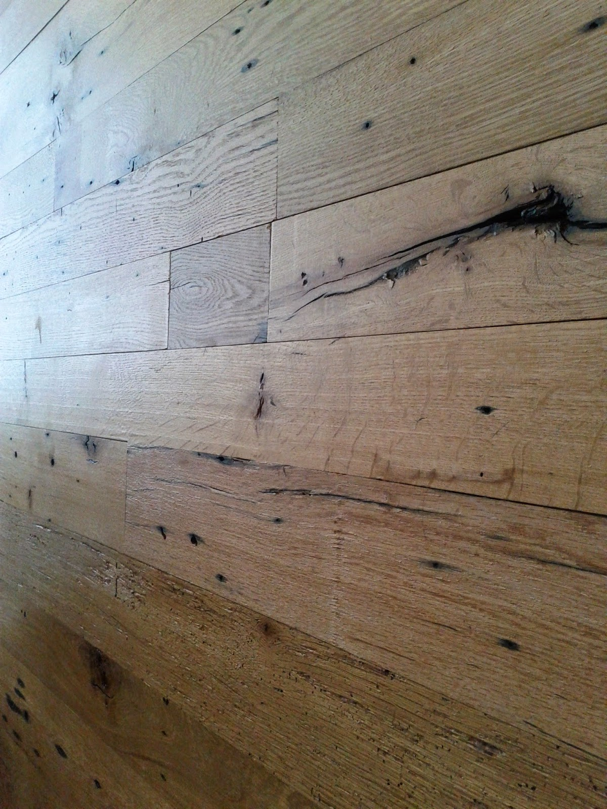 Stock photo: Wood wall with sun shining off it