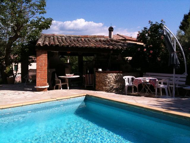 Lou ribas la terrasse et la piscine for La piscine pool