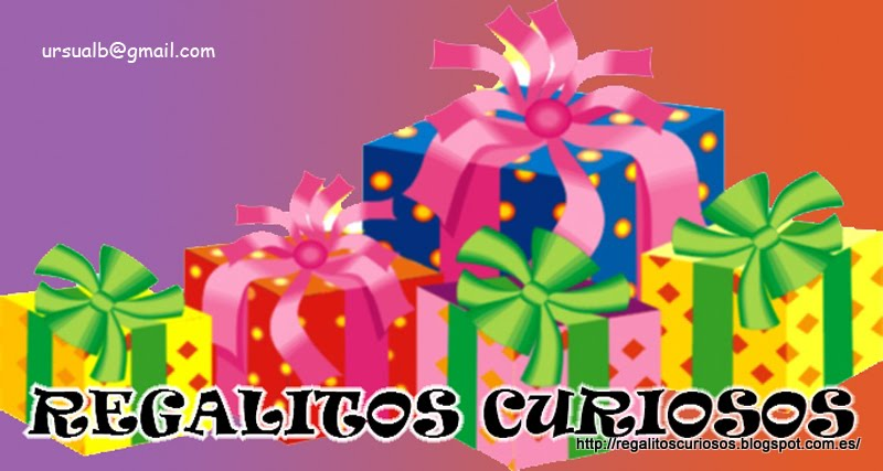 REGALITOS CURIOSOS