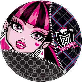 Monster High, Imagenes de Draculaura para Imprimir, parte 3