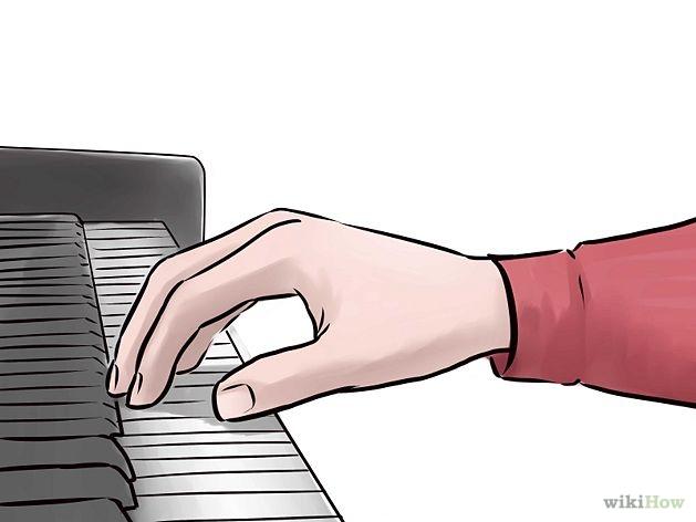 Where position thumb piano