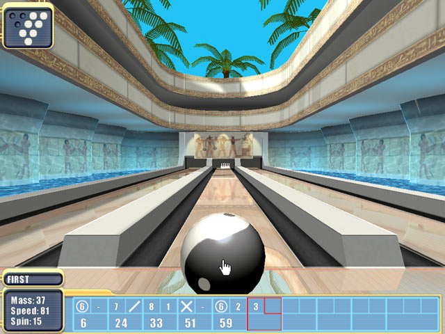 free download bowling games