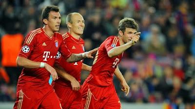 Xem lại đầy đủ trận Bayern vs Augsburg