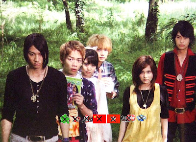 Gokaiger: Search in the Ginga Forest