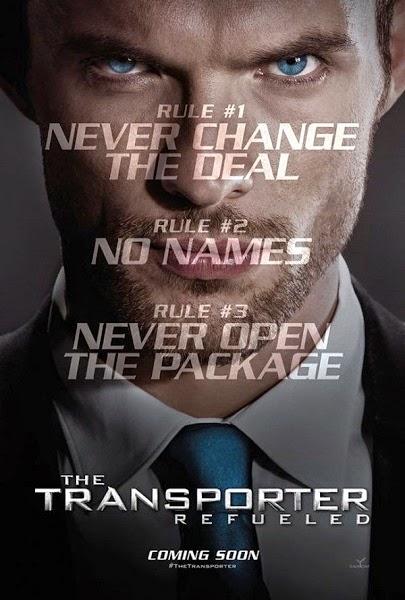 Film The Transporter Refueled 2015 (Bioskop)