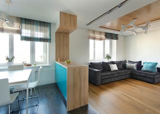 Contoh Model Desain Ruangan Apartemen Terbaru 2015