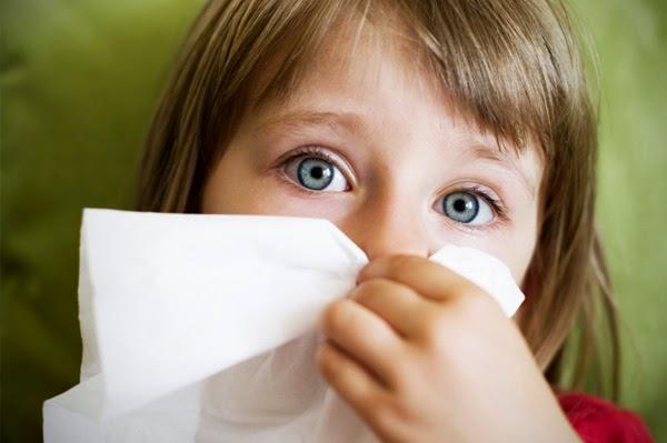 Cara mengobati flu pada anak dengan cara alami
