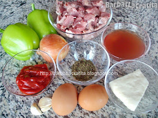 Tochitura de porc ingrediente reteta