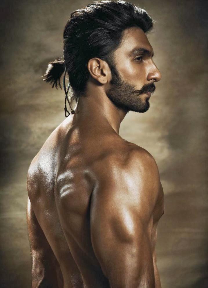 Bollywood Photo Blog: Bollywood Actors with Long Hair Style