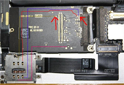 iPad 2 SIM Jumper