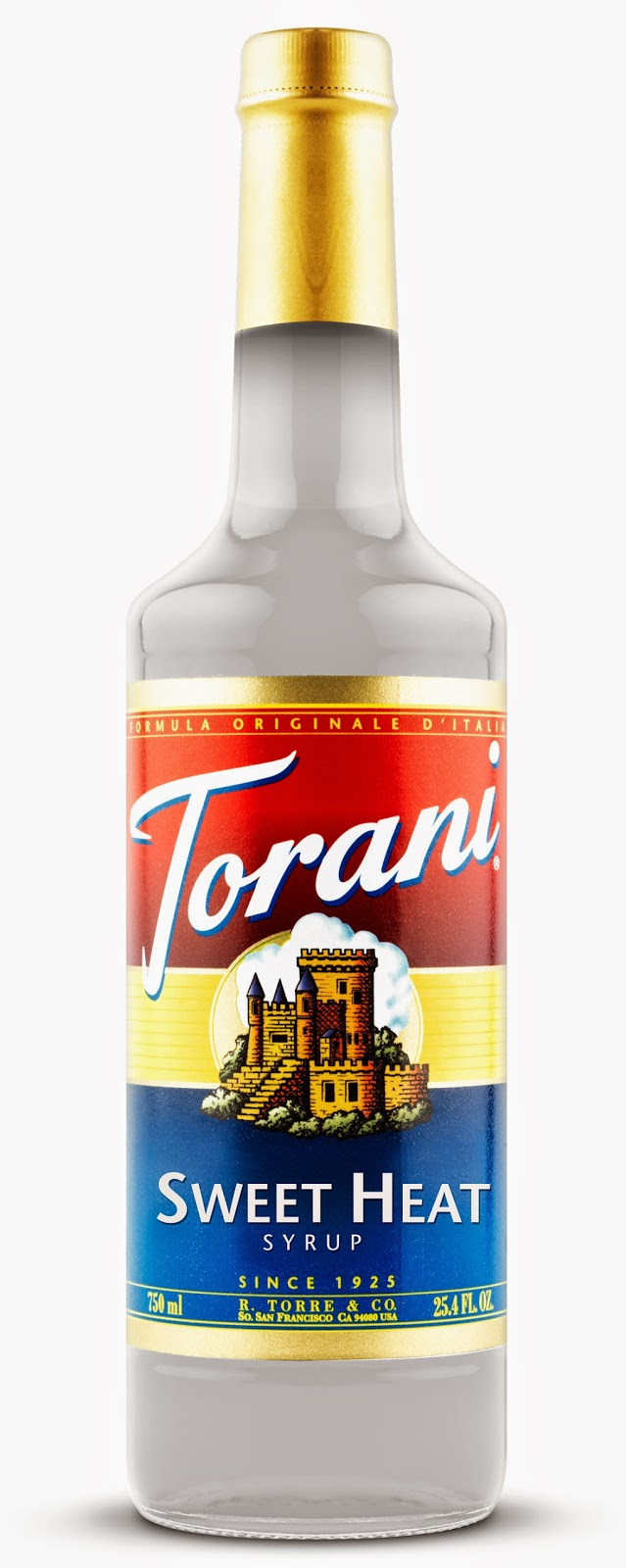 Torani Sweet Heat
