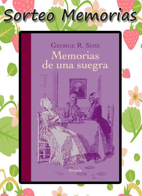 Sorteo Memorias de una suegra