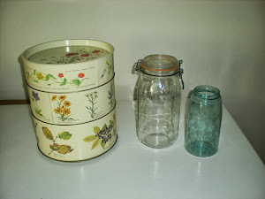 Jars and a Tin