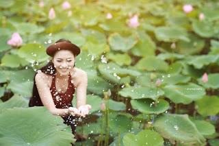 Thai nha van lo nhu hoa 026 Trọn bộ ảnh Thái Nhã Vân lộ nhũ hoa cực đẹp
